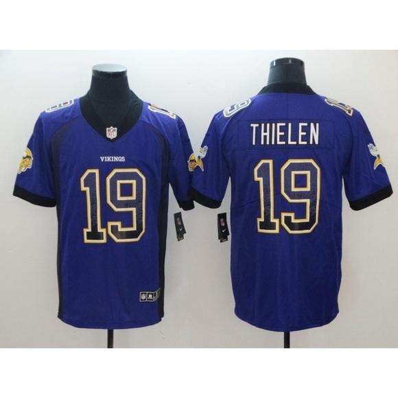the latest 77924 86cb5 Minnesota Vikings Adam Thielen Jersey